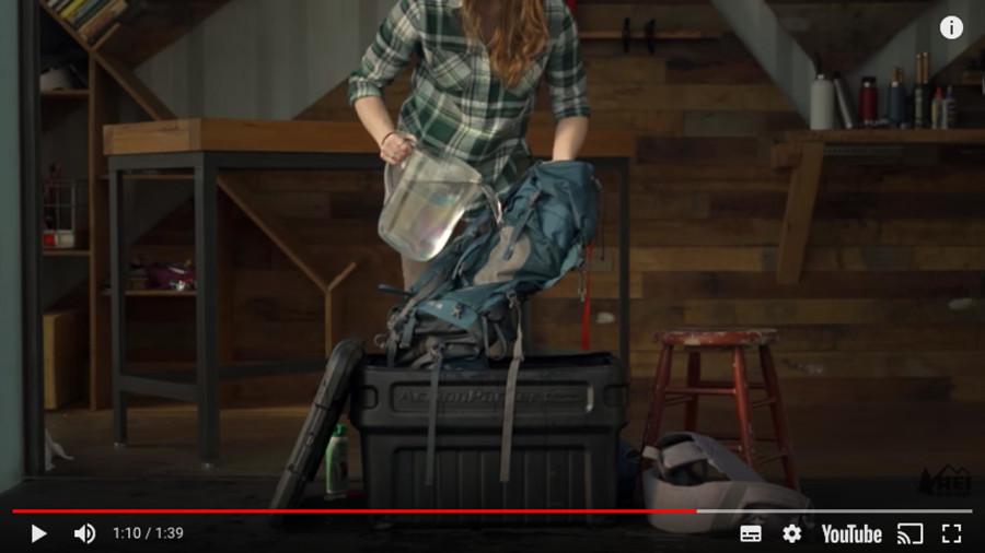 Vidéo : Comment bien laver son sac à dos