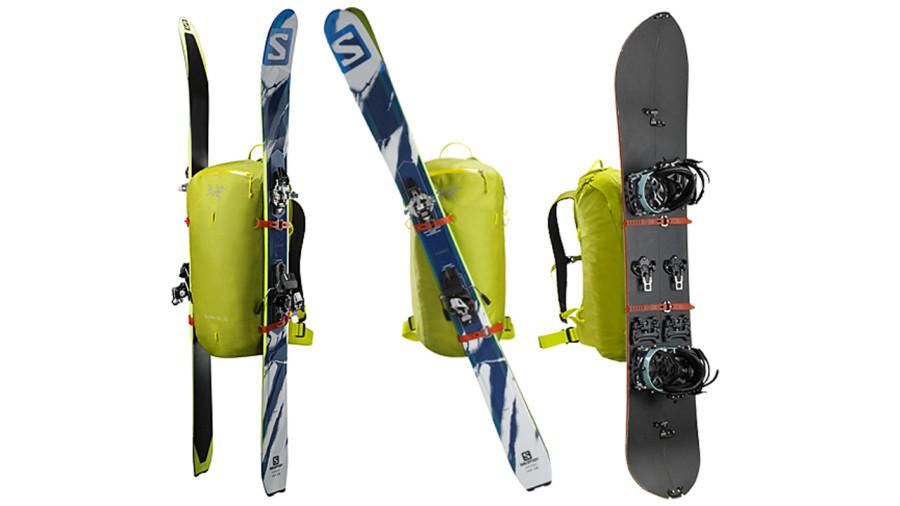 Arc'teryx Alpha SK : Le sac de ski de montagne extraléger
