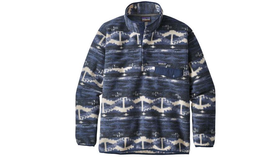 Patagonia Synchilla : Une laine polaire 100% recyclée