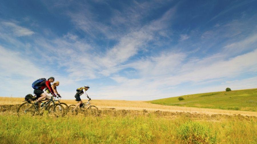 Vélo de route : Le Horst de Kénogami