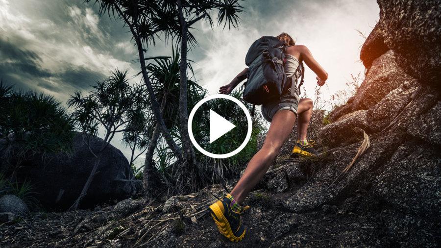 Vidéos : 5 treks parmi les plus difficiles au monde