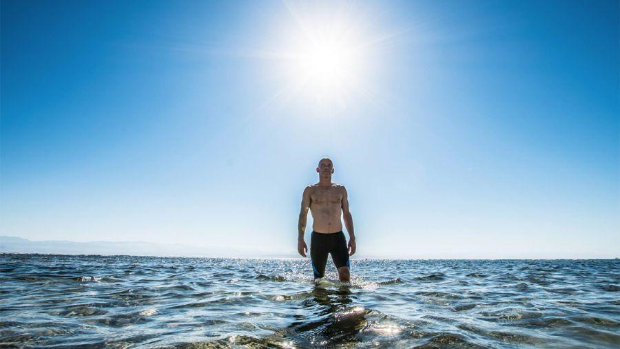 Normand Piché : 74 jours sur l'océan