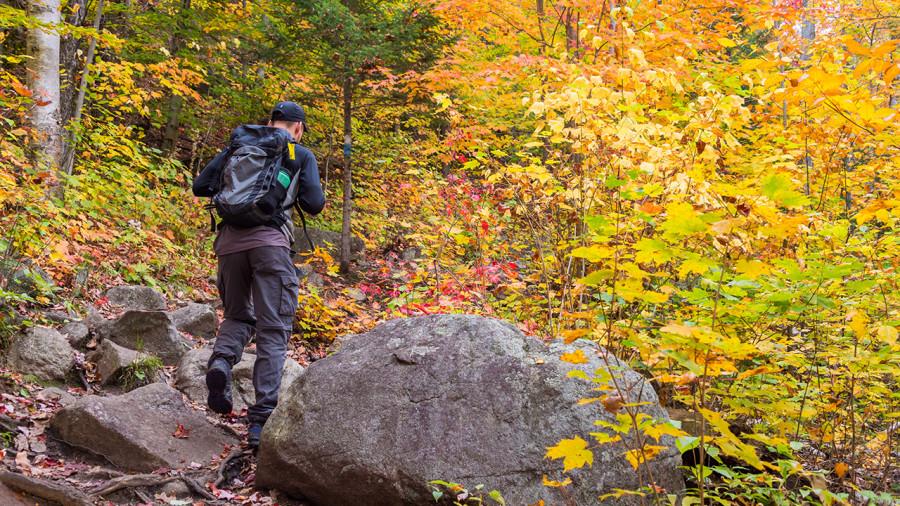 7 randonnées incontournables dans le Centre-du-Québec