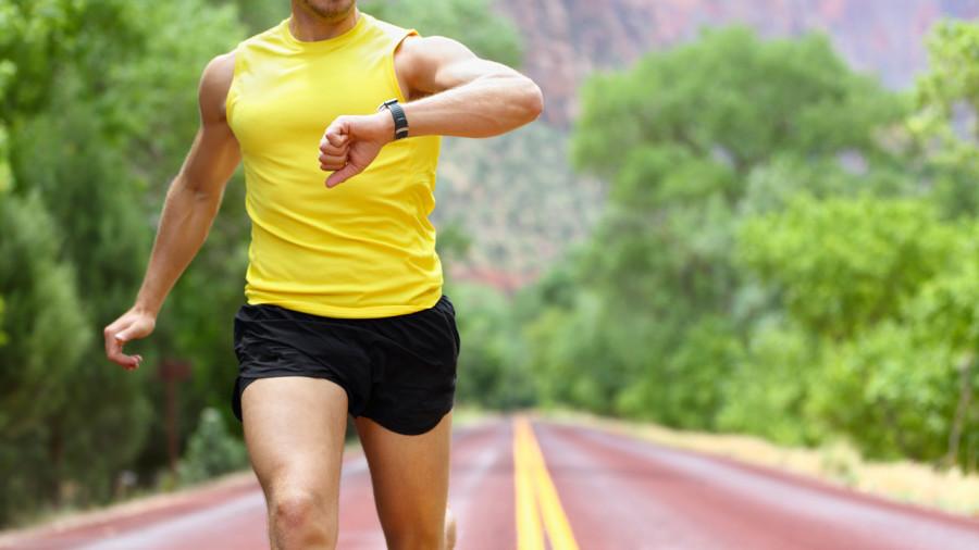 Courir une heure ajouterait 7 heures à l'espérance de vie