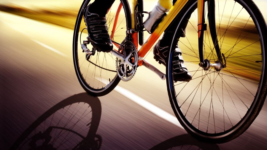 Dernières sorties vélo avant l'hiver : De Dorval à Chambly