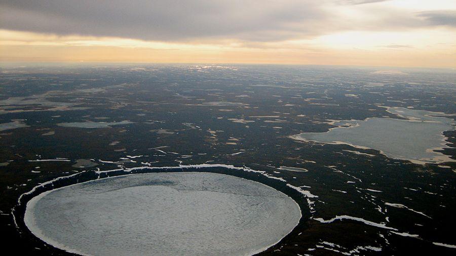 Parc national des Pingualuit : Une randonnée sur la lune
