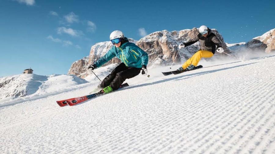 Dolomites: le ski italien à son meilleur