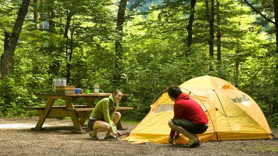 La prochaine saison de camping à la Sépaq se prépare dès maintenant