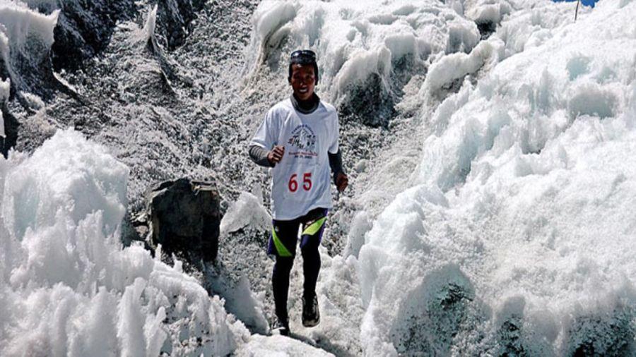 Les marathons les plus fous : Marathon de l'Everest