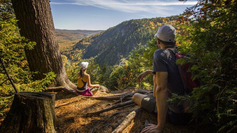 7 randonnées en hauteur pour l'automne
