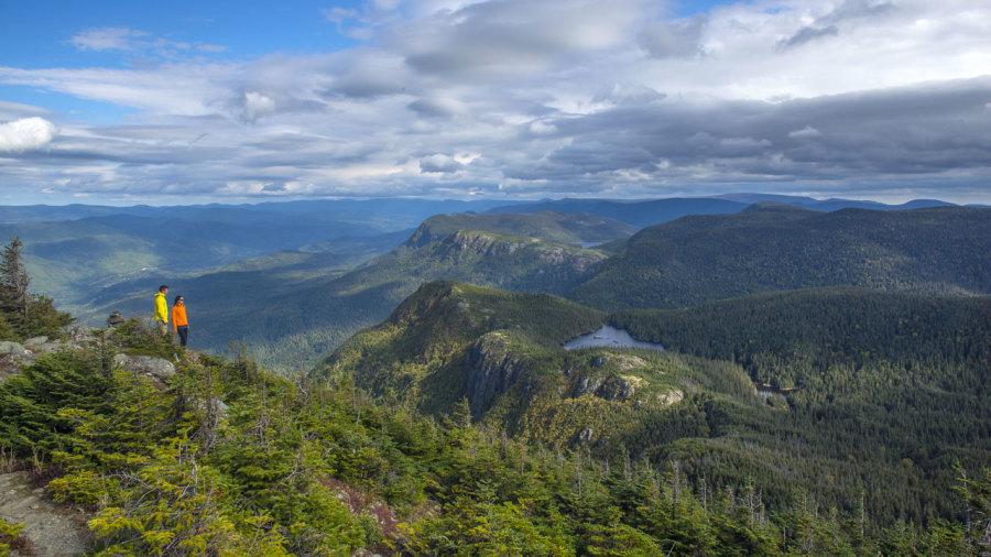 7 randonnées pédestres incontournables en Gaspésie