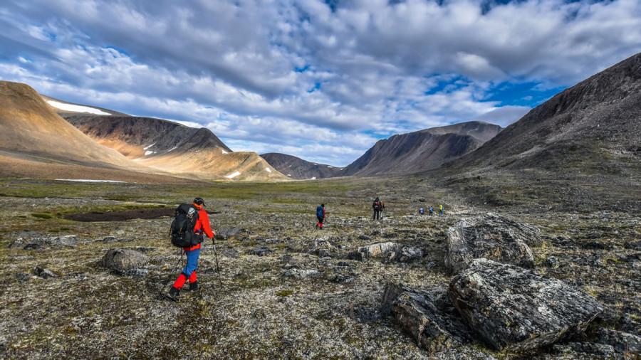 Photoreportage : Grandeurs sauvages du Nunavik