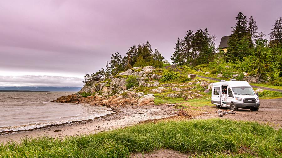 5 itinéraires pour un road trip actif au Québec