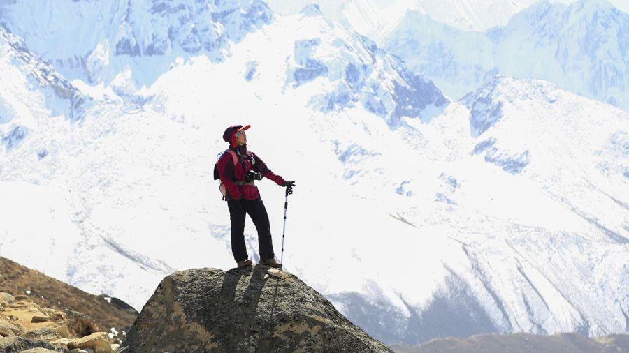 Chronique himalayenne : la Grande Traversée de l'Himalaya