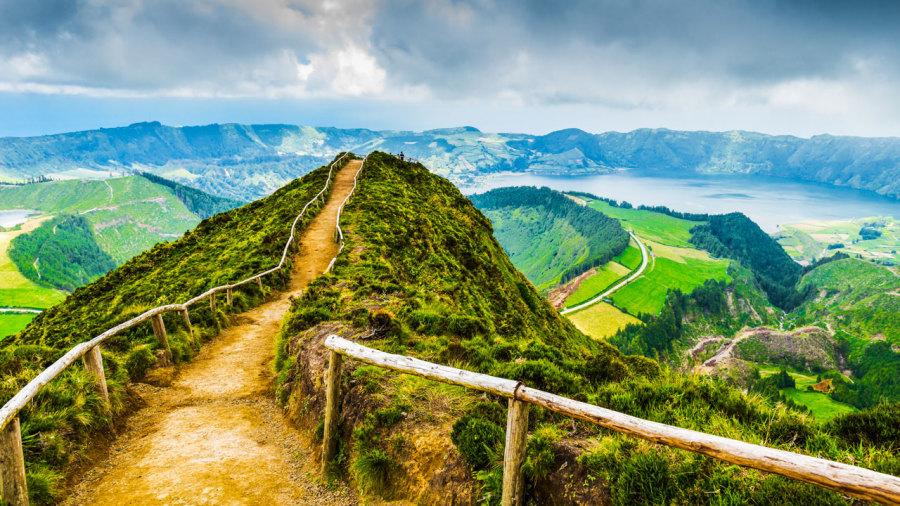 4 randonnées inoubliables aux Açores