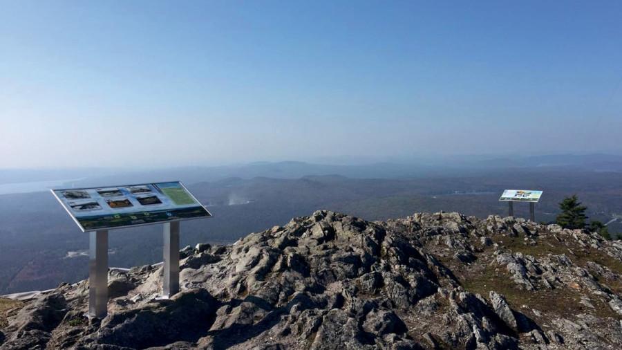 Le mont Adstock ouvert à l'année