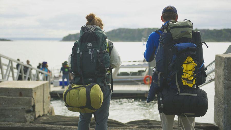 Rando-camping sur les plus belles îles du Québec