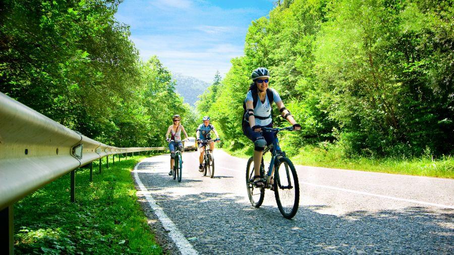La Riveraine : Pour cyclistes précoces