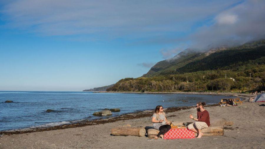 5 destinations gourmandes où s'arrêter en Gaspésie après une journée de plein air