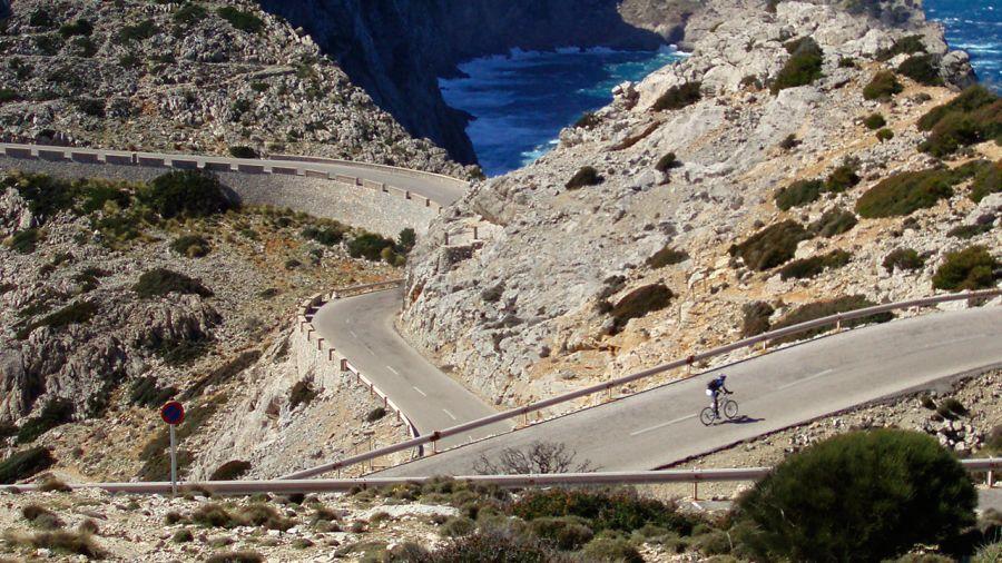 Camps cyclistes printaniers: Majorque en Espagne