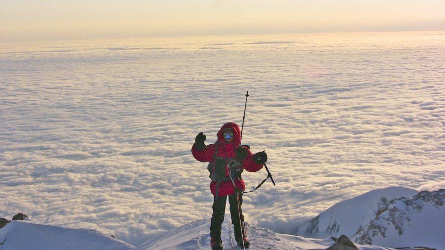 Jordan Romero à l'assault de l'Everest avec... ses parents!