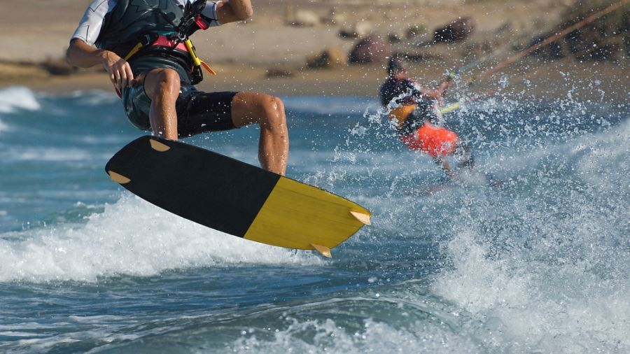 Aventures à réaliser : Formation en kitesurf à Shippagan