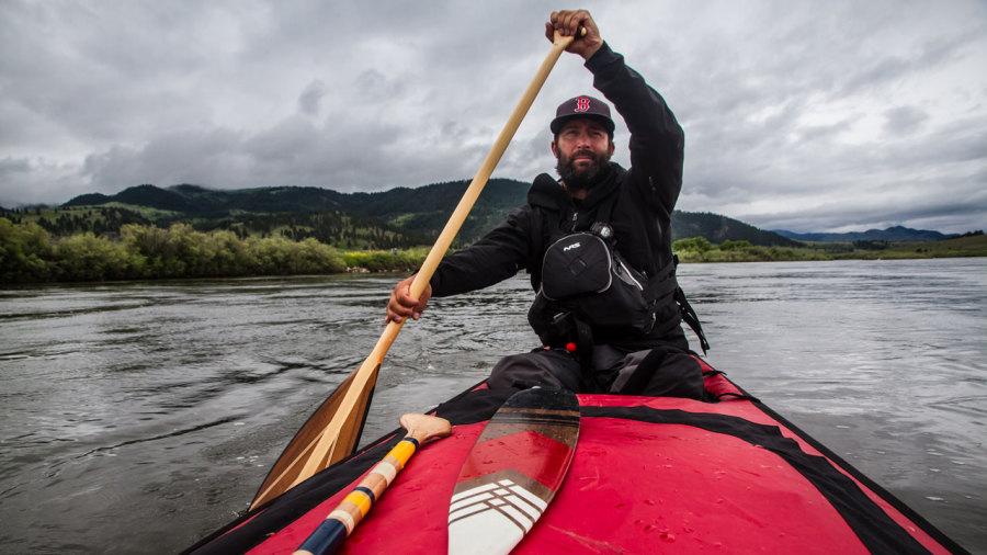 Martin Trahan : 10 choses que j'ai apprises en 20 000 km de canot