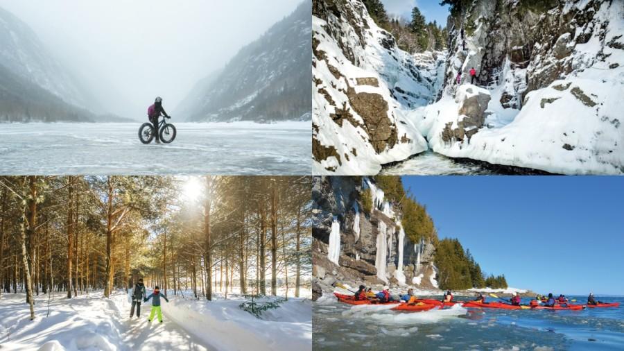 8 expériences glacées à vivre une fois dans sa vie au Québec