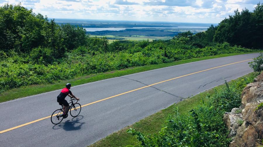Vélo : un sondage sur la future utilisation des promenades du parc de la Gatineau