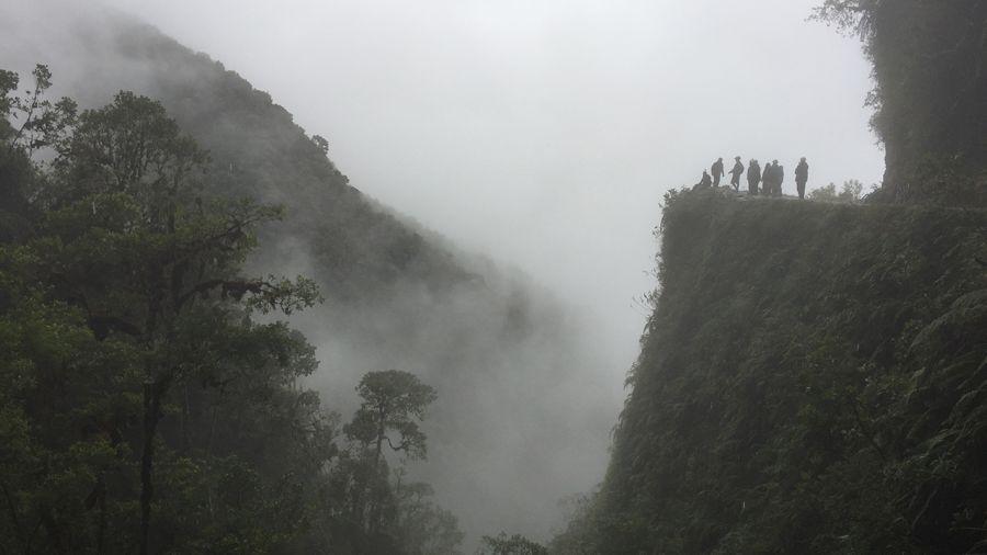Lydiane autour du monde : cartes postales de Bolivie 2/3