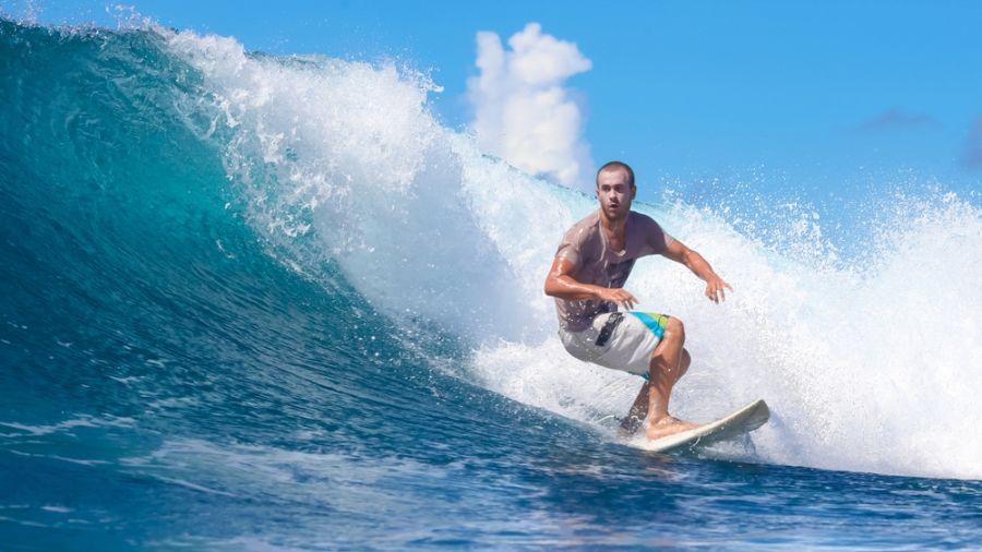 Surfez sur la vague même en hiver : Mantanita, Équateur