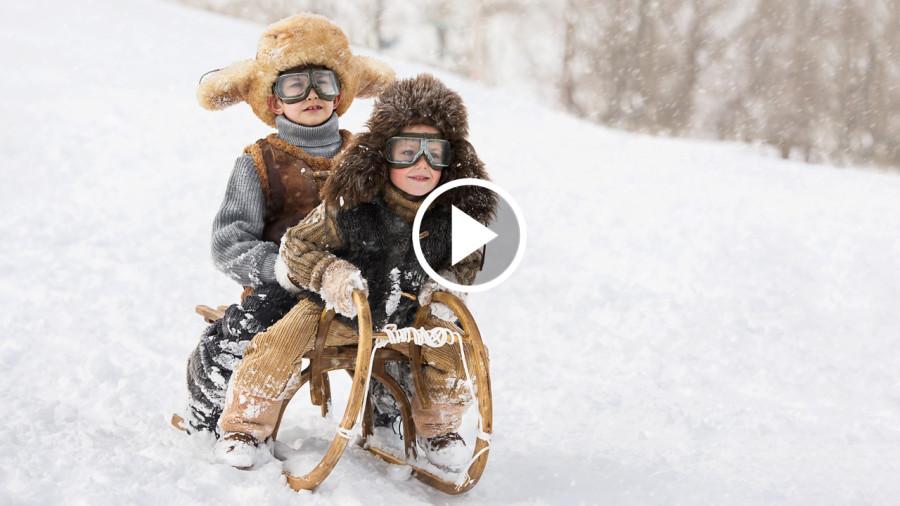 Vidéos : 5 expériences inusitées à tester cet hiver