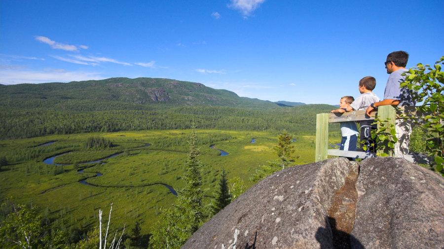 Les plus belles randonnées du parc national des Monts-Valin
