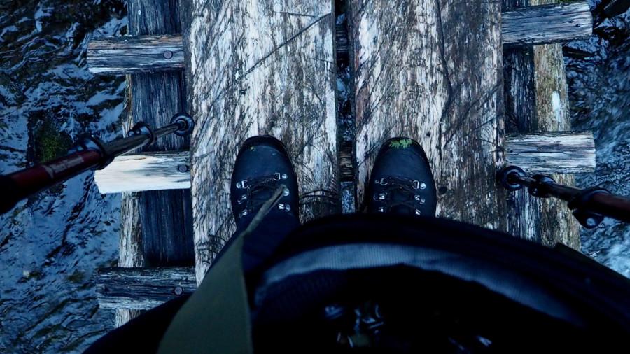 10 choses que j'ai apprises en marchant 40 jours dans le bois