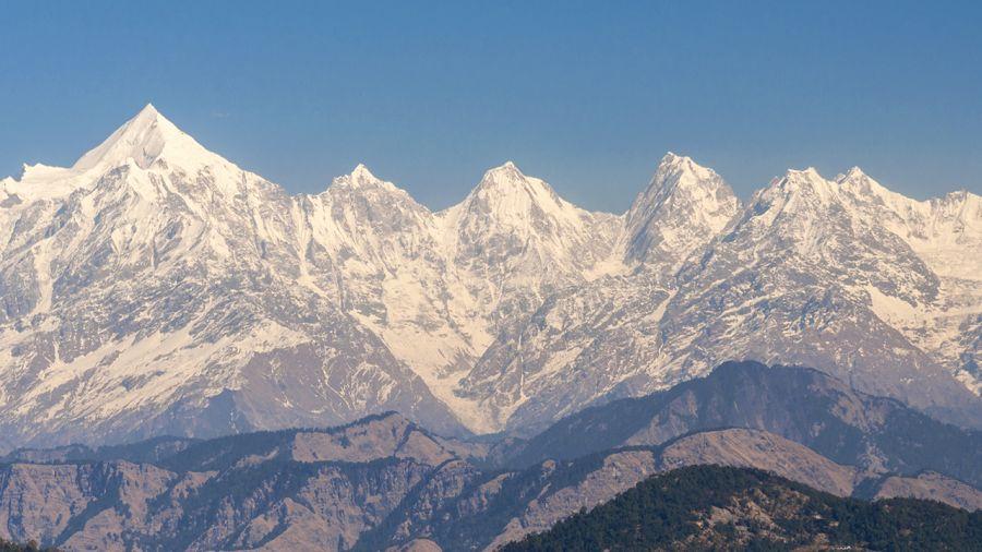 Chronique Himalayenne : le royaume de la marche