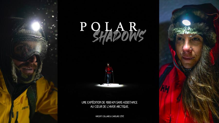 Polar Shadows : la nouvelle aventure de Caroline Côté au cercle polaire arctique