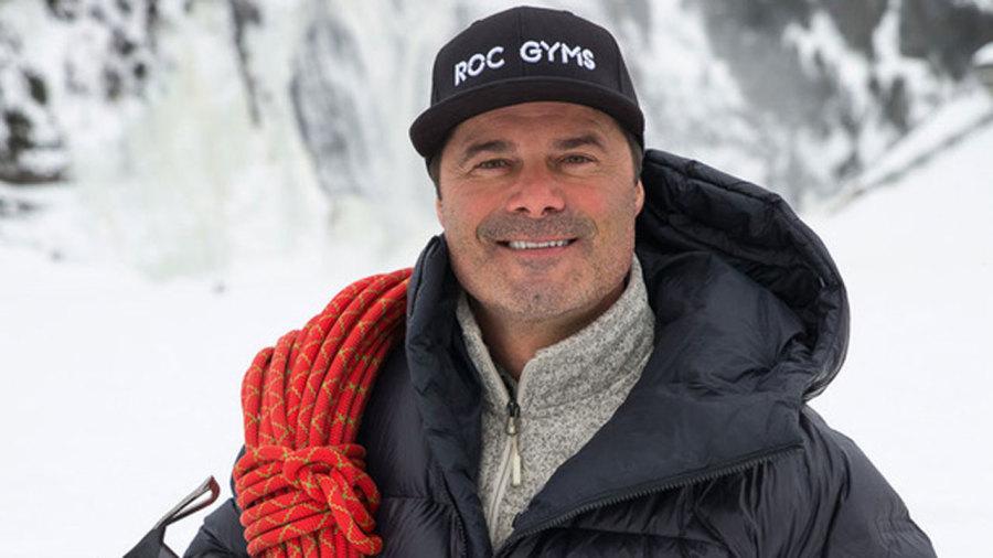 55 ascensions en 55mois pour François-Guy Thivierge