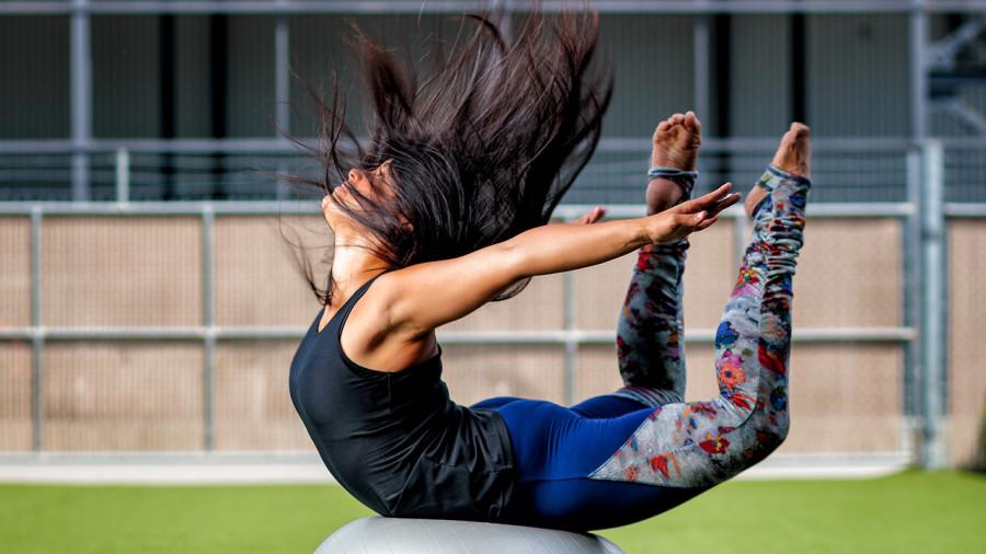 MOOV Activewear : un legging biodégradable fait au Québec