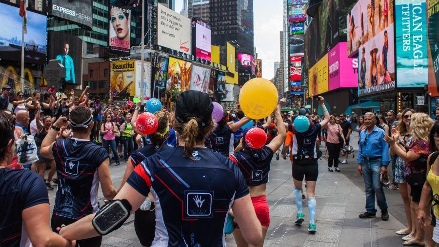 Marathon : Courir Montréal - New York
