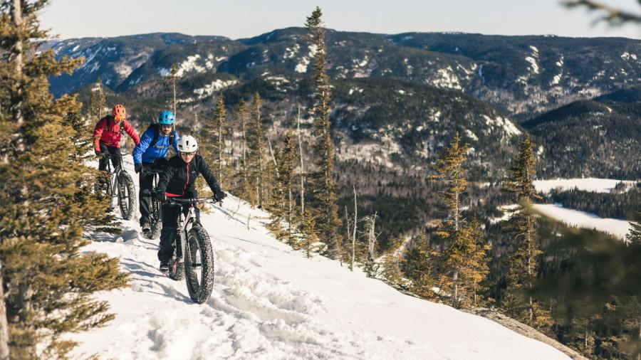 Fatbike : 14 vélos pour rouler cet hiver
