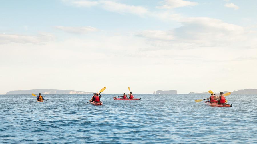 14 beaux endroits où faire du kayak de mer au Québec