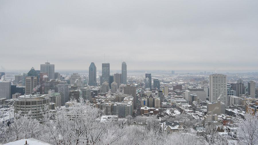 Skieurs et planchistes sont à Montréal pour l'Amnesia Shack Attack