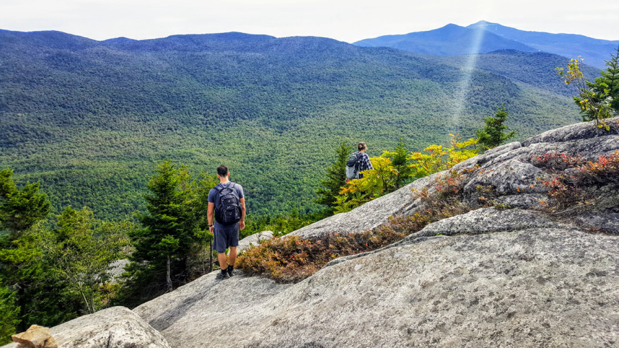 Rando express : Catamount Mountain, Adirondacks