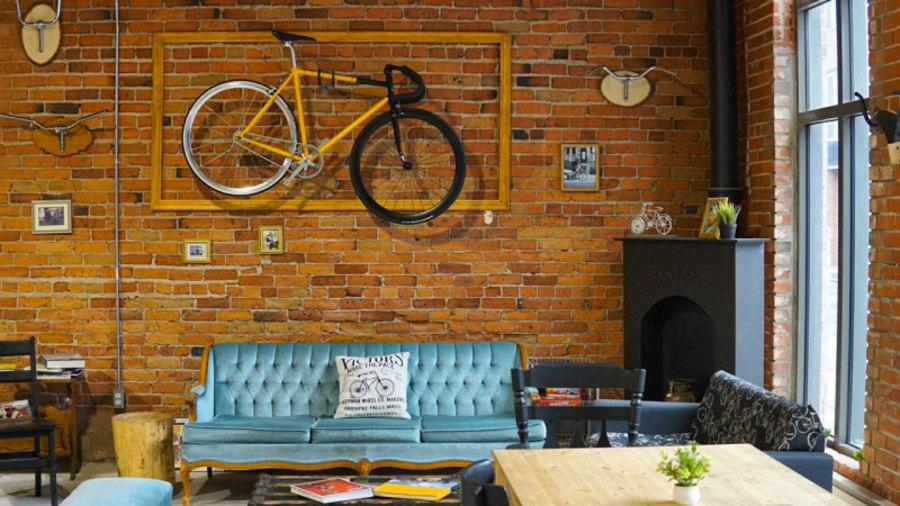 Répertoire des plus beaux cafés-vélos du Québec