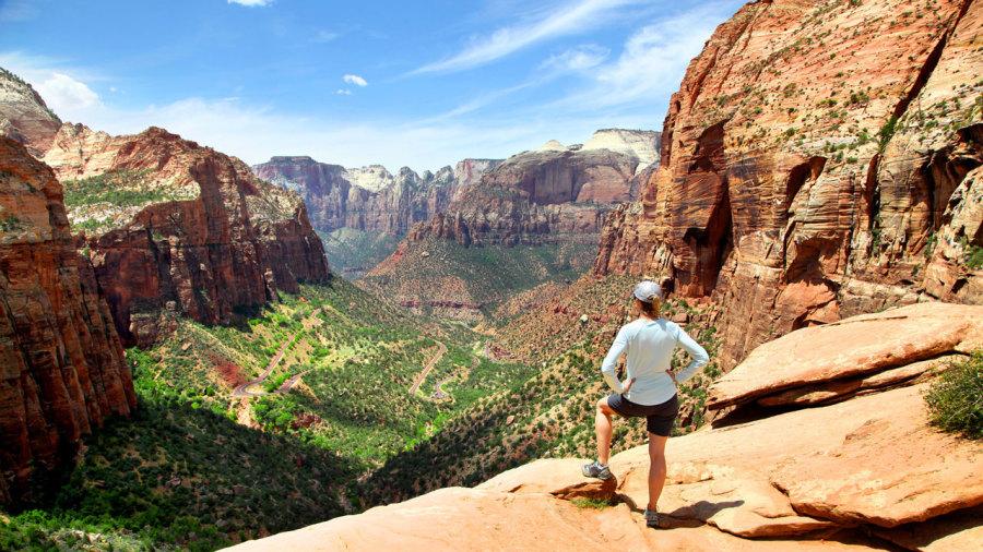 5 randonnées incontournables en Utah