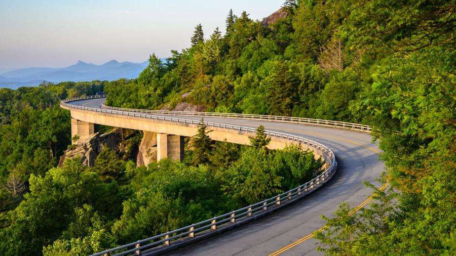 Skyline Drive : le nirvana cycliste de Virginie