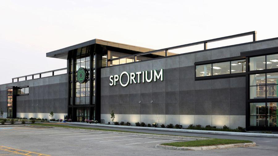 Le géant Sportium s'installe à Laval
