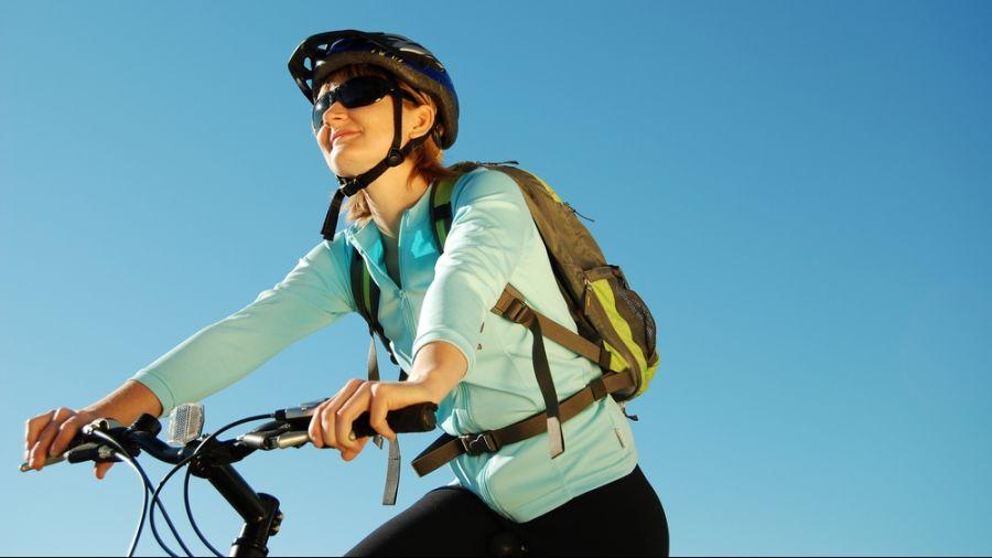 Dernières sorties vélo avant l'hiver : Charlevoix