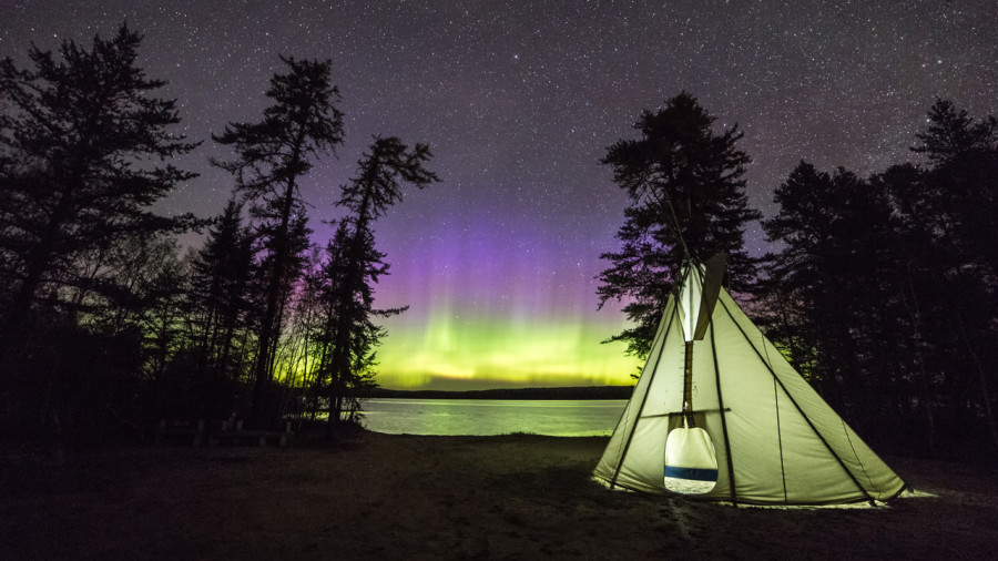 Des aurores boréales dans le sud du Québec?