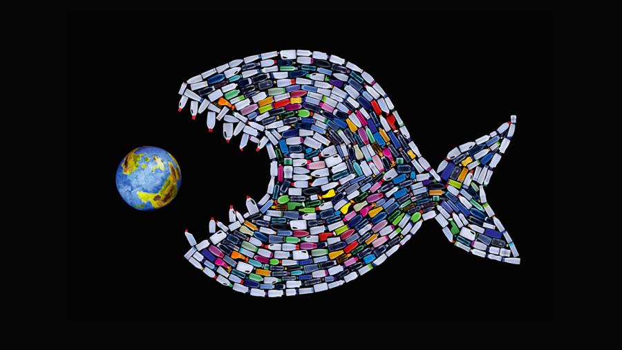 S'attaquer à la crise du plastique, un vêtement à la fois